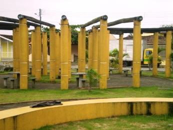 Litoral paranaense - Pontal do Paraná/PR. Foto: LIMA, 2007.