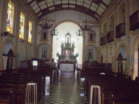 Cidade de Paranaguá/PR. Foto: LIMA, 2007.